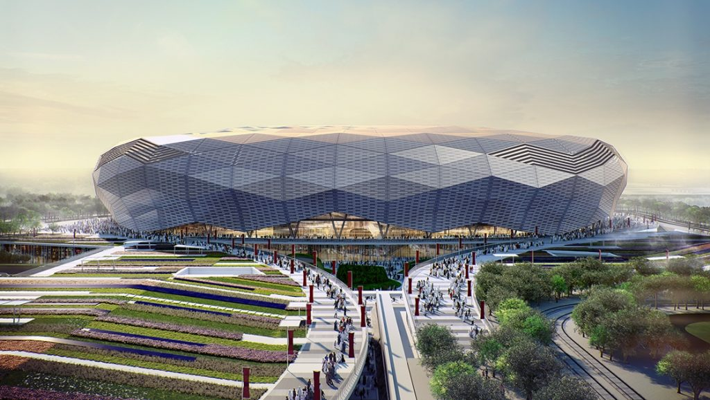 qatar-foundation-stadium-exterior