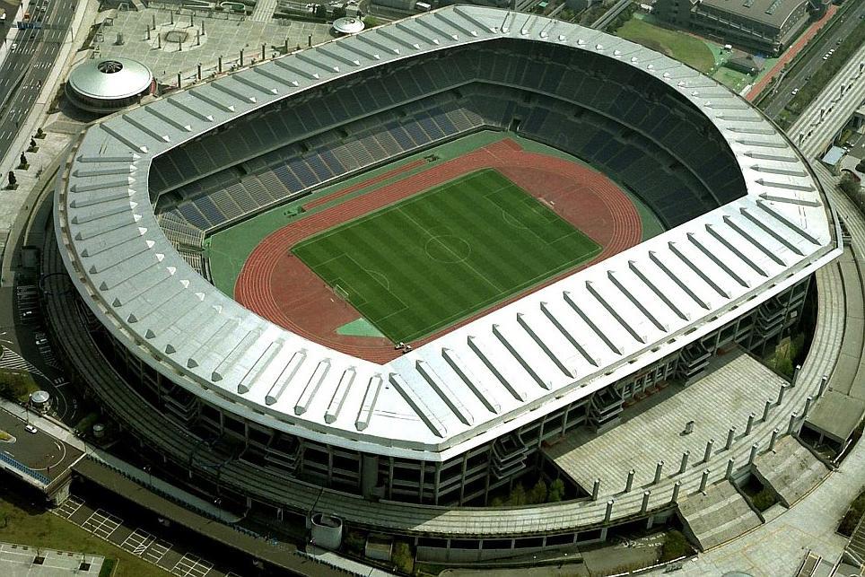 The International Stadium Yokohama will host the final of the RWC '19
