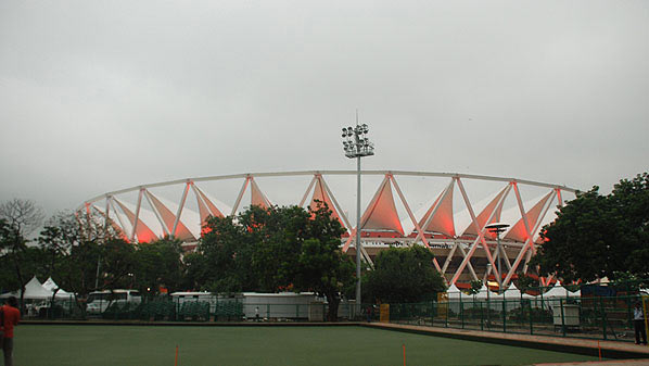 New Delhi's Jawaharlal Nehru Stadium Complex was recently ratified as a host and training venue for the U-17 FIFA World Cup.