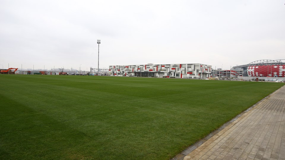 Venue Specific Training Sites for 2017 FIFA Confederations Cup - Spartak training site, Moscow