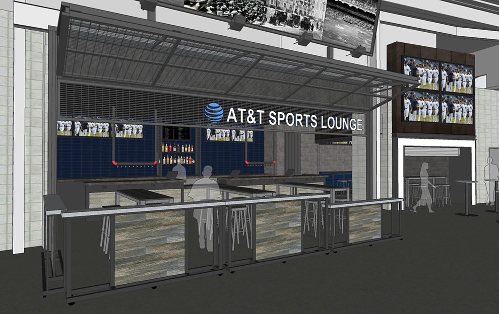 AT&T Sports Lounge