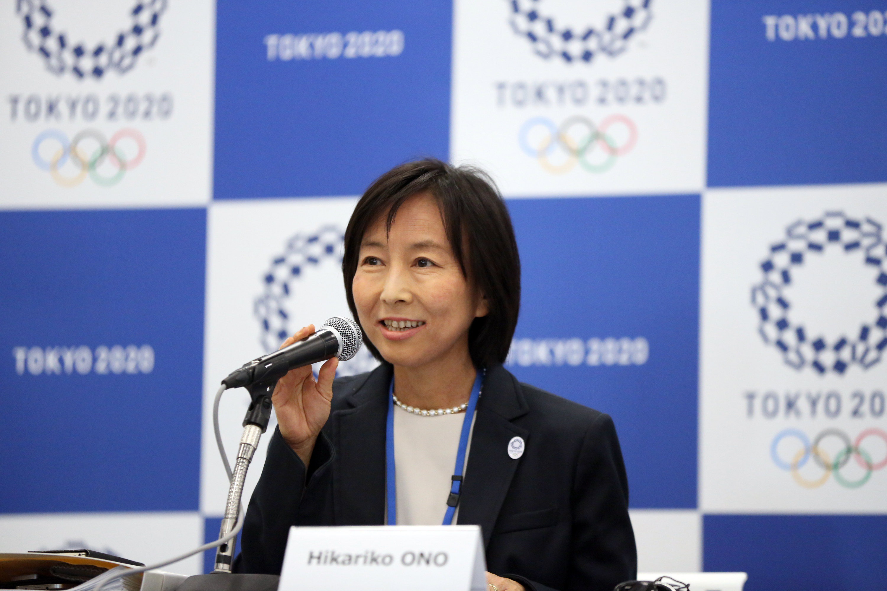 going for gold interview hikariko ono tokyo 2020 going for gold interview hikariko ono tokyo 2020 spokesperson