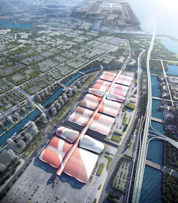 SMG To Manage New Shenzen World