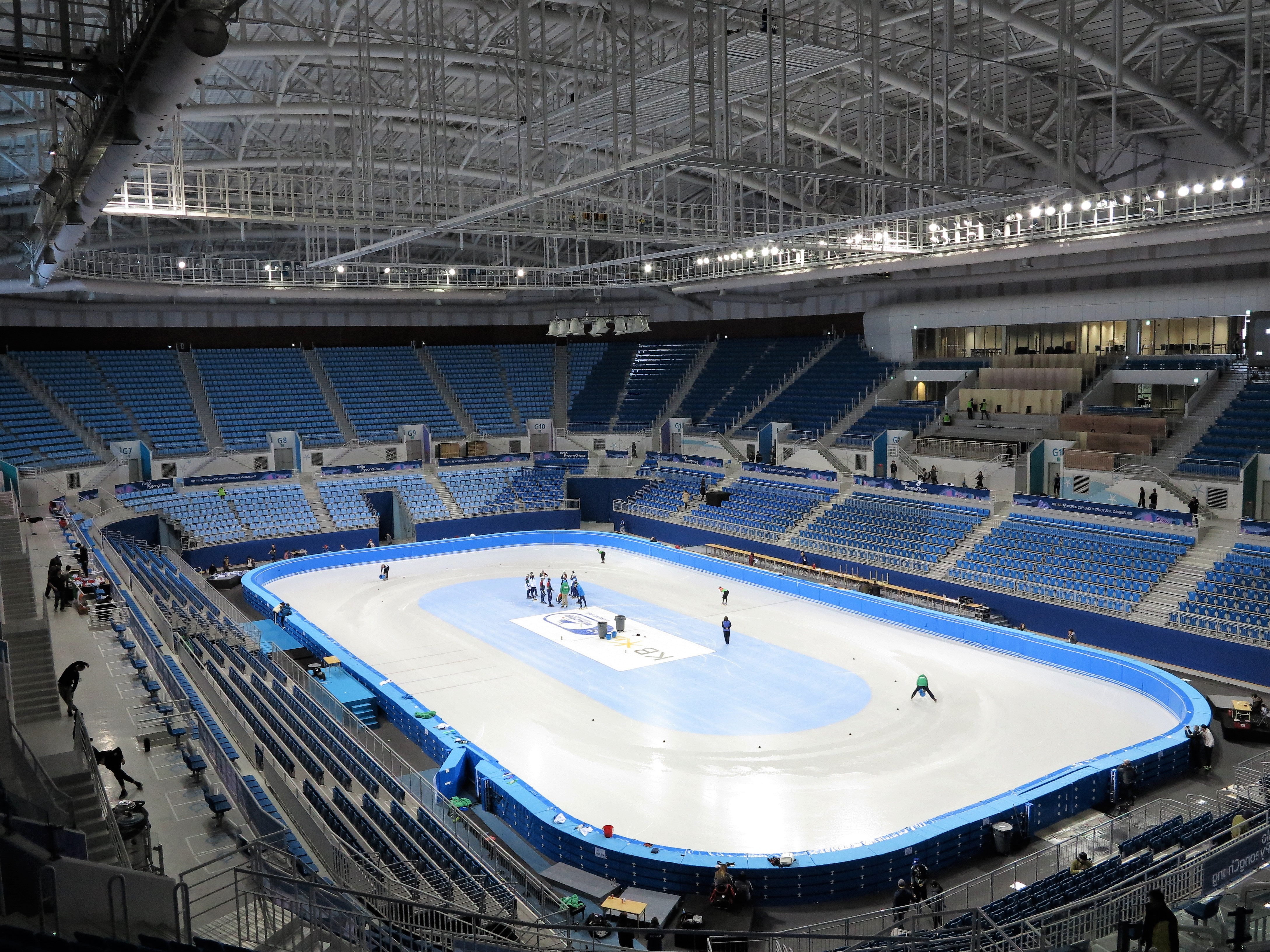 World Class Audio Offering Sported At The New Gangneung