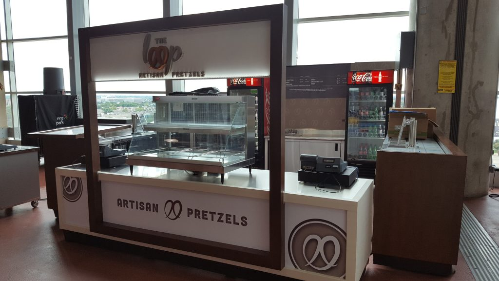 New Concession Carts To Enhance Fan Experience At Nfl