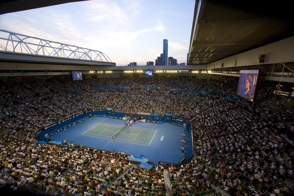 Australian Open Archives Sports Venue Business Svb