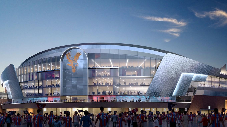 Selhurst Park Redevelopment A New Crystal Palace Sports Venue Business Svb