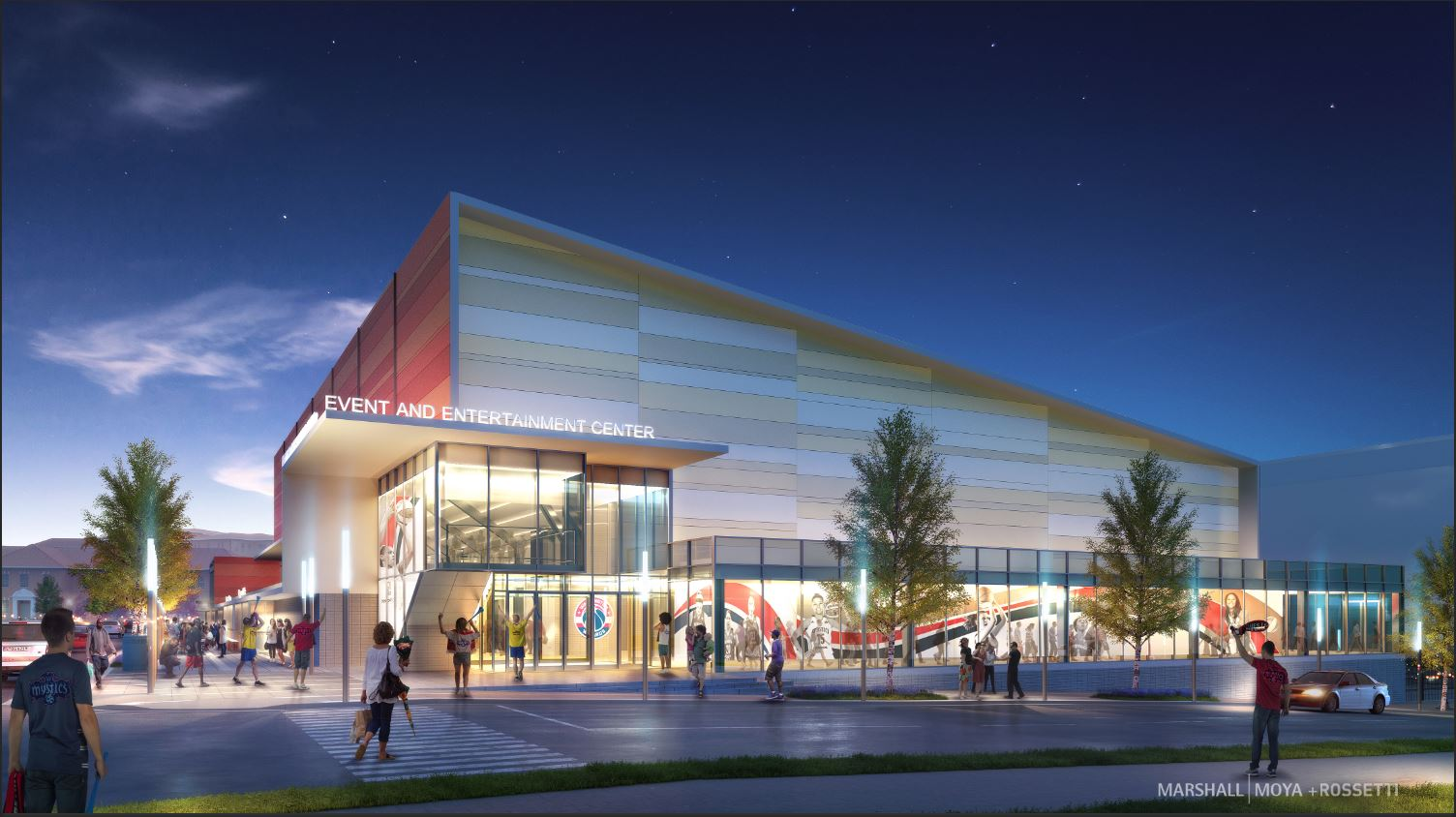 Architectural Design Firms Events Dc Presents Updated Design Renderings For