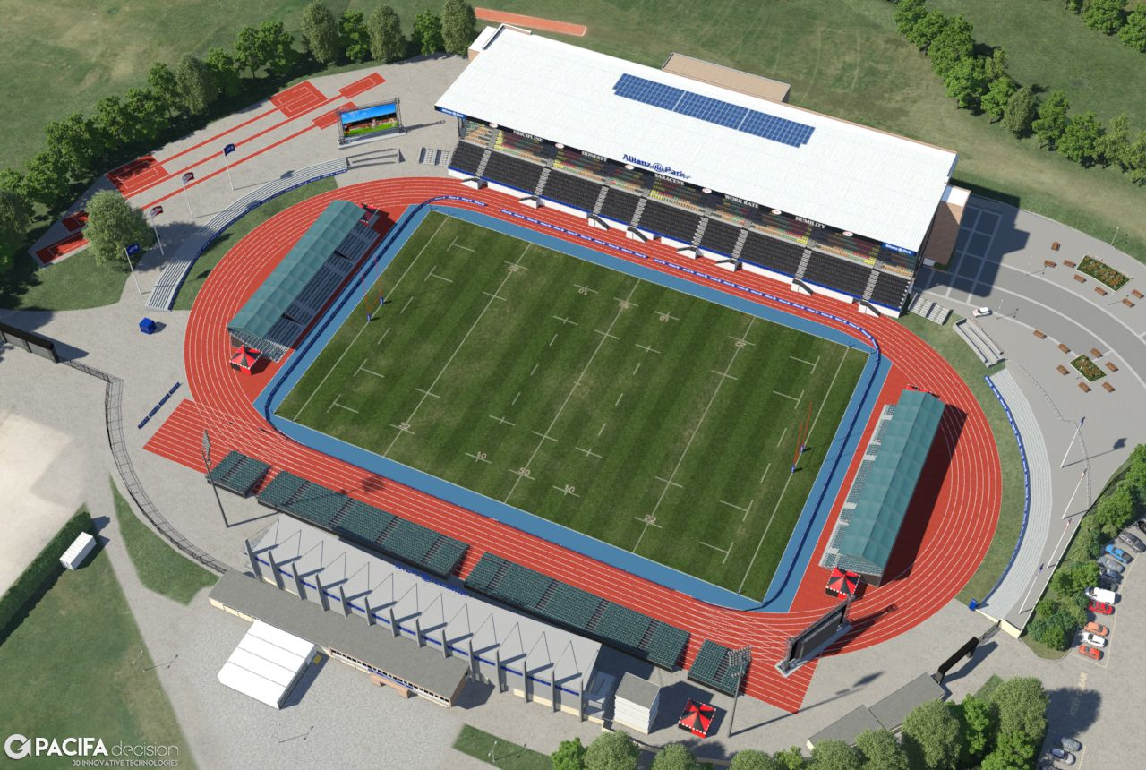 Saracens plans to replace ageing West Stand at Allianz Park gaining momentum - Sports Venue ...