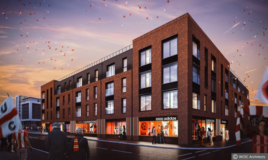 Sheffield United Unveils Plans To Develop Renowned Bramall