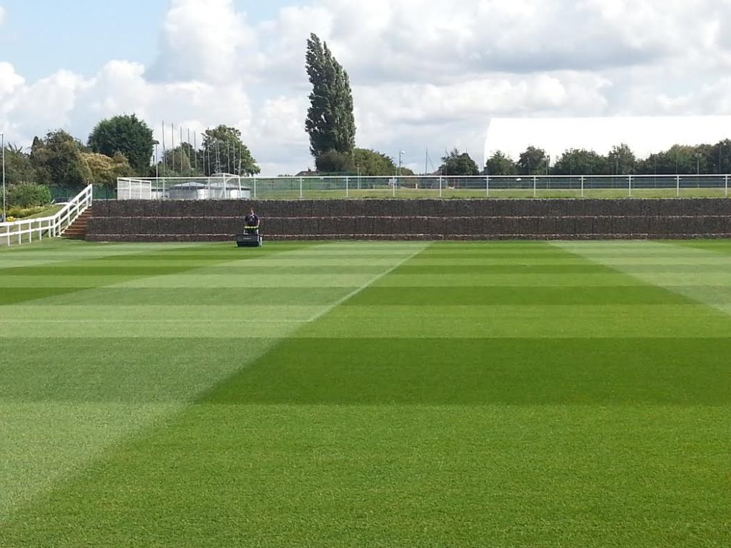 from the ground up  interview with john ledwidge  grounds manager  leicester city fc