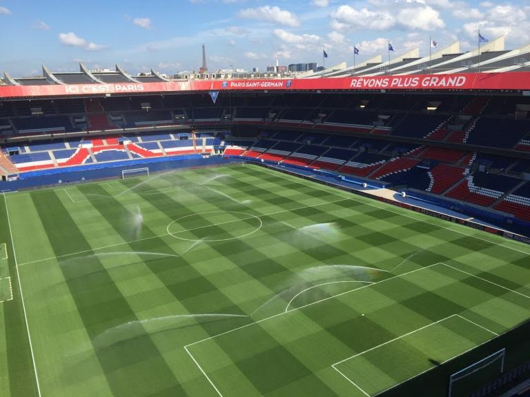 Pitch Perfect Interview With Jonathan Calderwood Grounds Manager Paris Saint Germain Sports Venue Business Svb