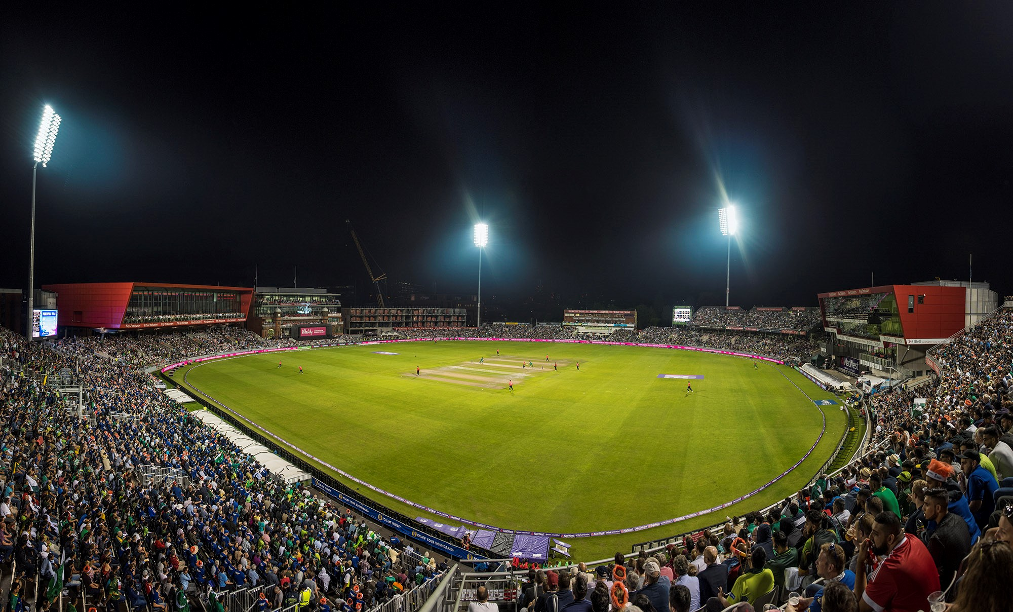 Emirates Old Trafford Sports Venue Business Svb