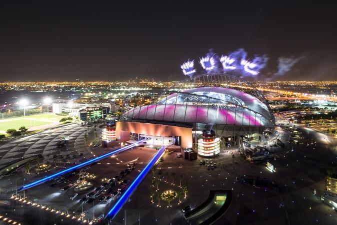 Qatar Launches First 2022 Fifa World Cup Host Venue