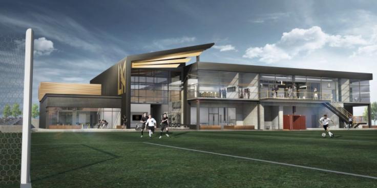 Lafc Announces Plans To Establish Soccer Training Facility