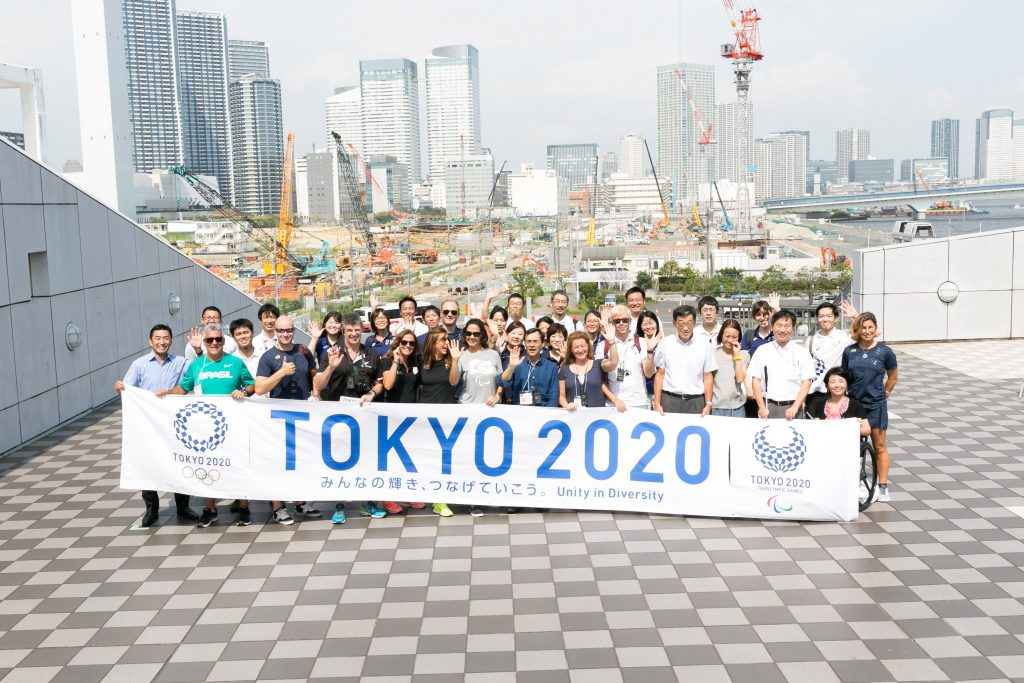 First Npc Open Day Event Showcases Tokyo S 2020 Games