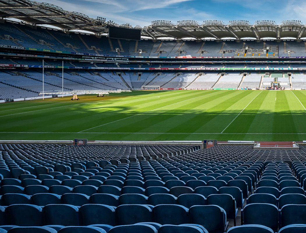 Ericsson And Gaa Redefine Stadium Fan Experiences Sports