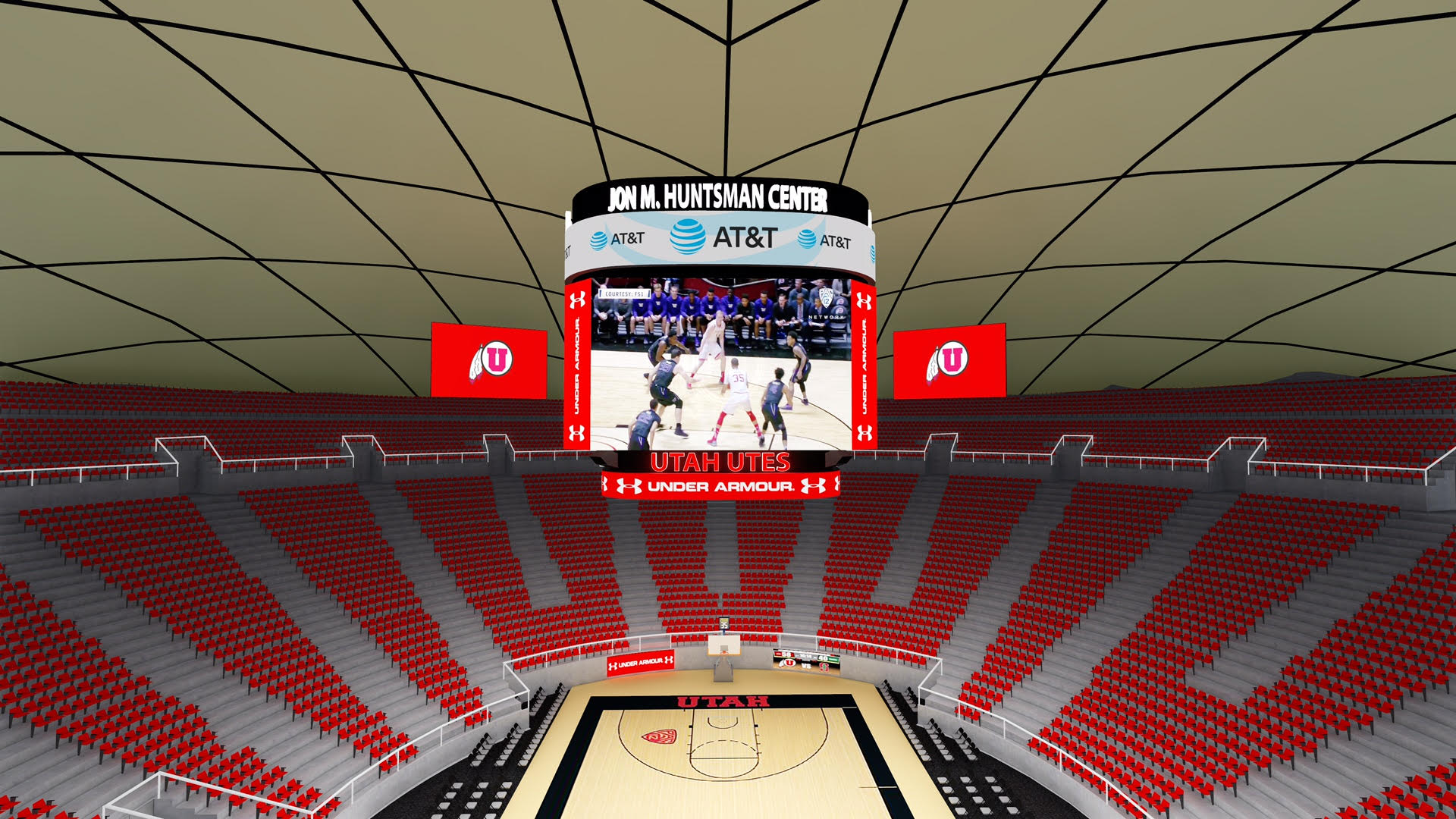 University Of Utah S Jon M Huntsman Center To Undergo