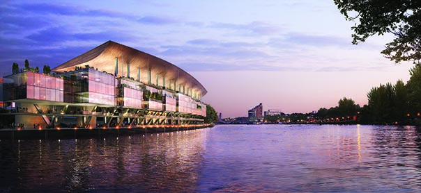 Fulham Fc Unveils Revised Design For Riverside Stand