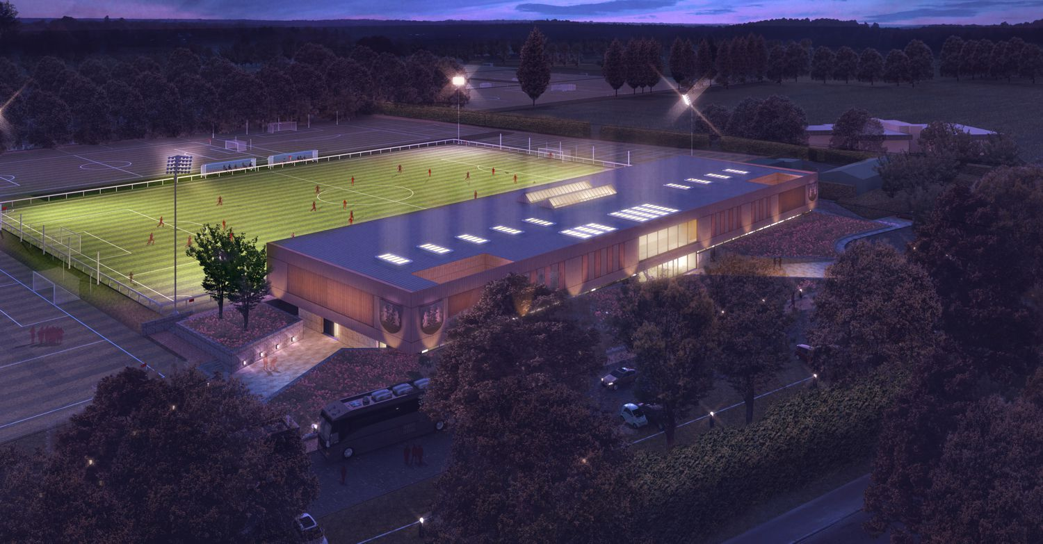Bristol City FC submit planning permission for Training Ground ...