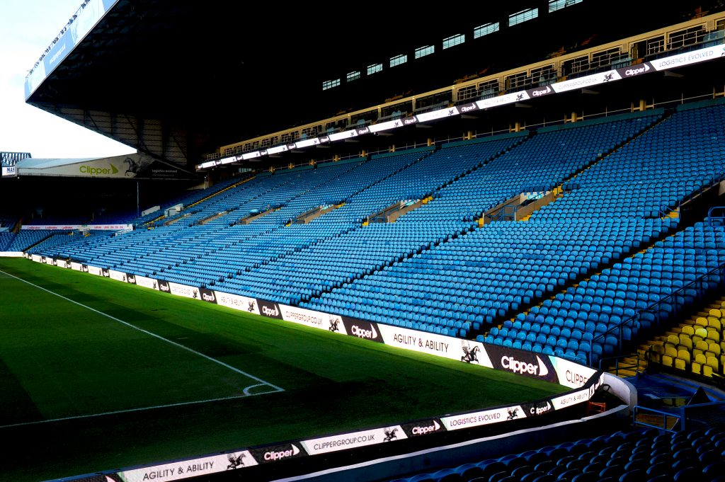 Leeds United Fc To Become First Club To Deploy Virtual Hybrid Perimeter Technology Sports Venue Business Svb
