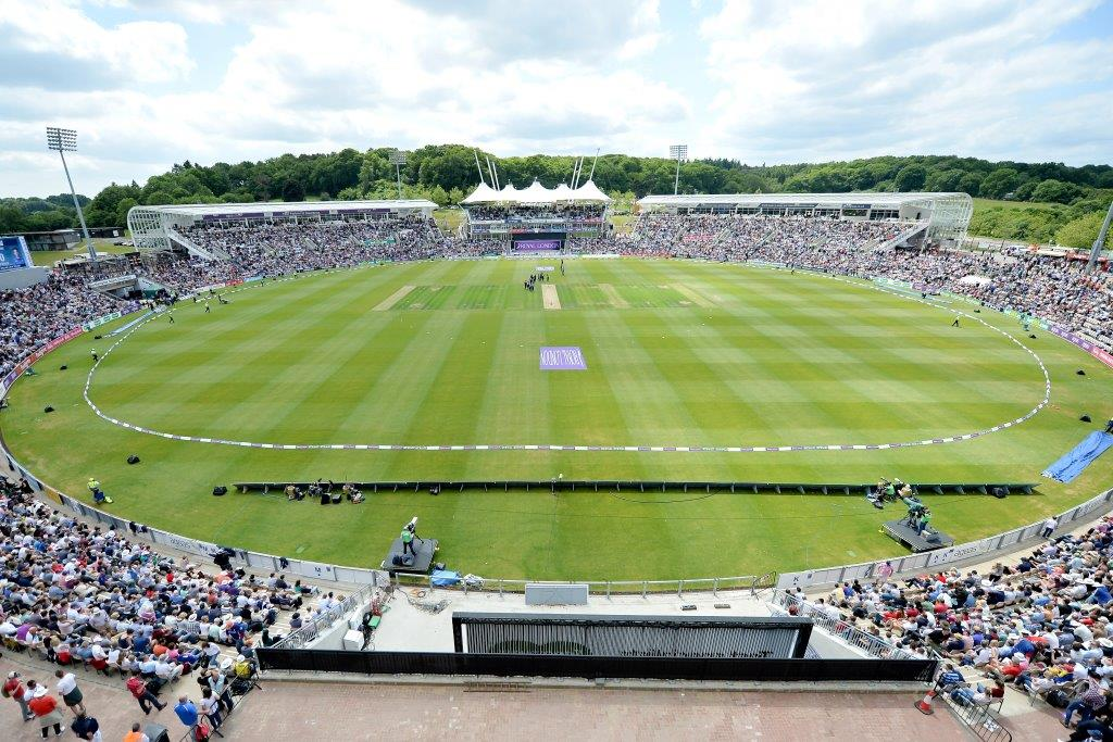 The Ageas Bowl Set To Become First Samsung Fully