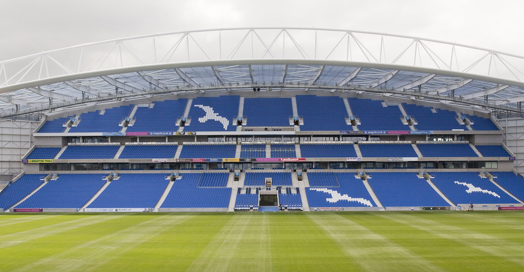 Brighton Amp Hove Albion Partner With Pogoseat To Give Fans