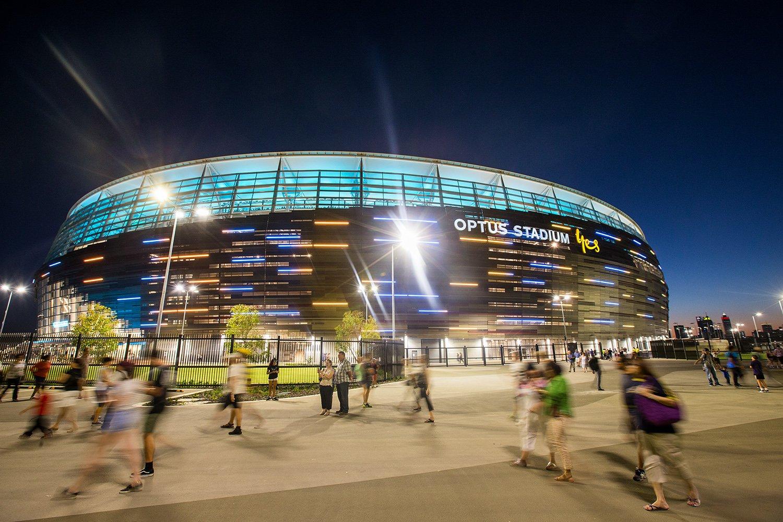Optus Stadium Sports Venue Business Svb