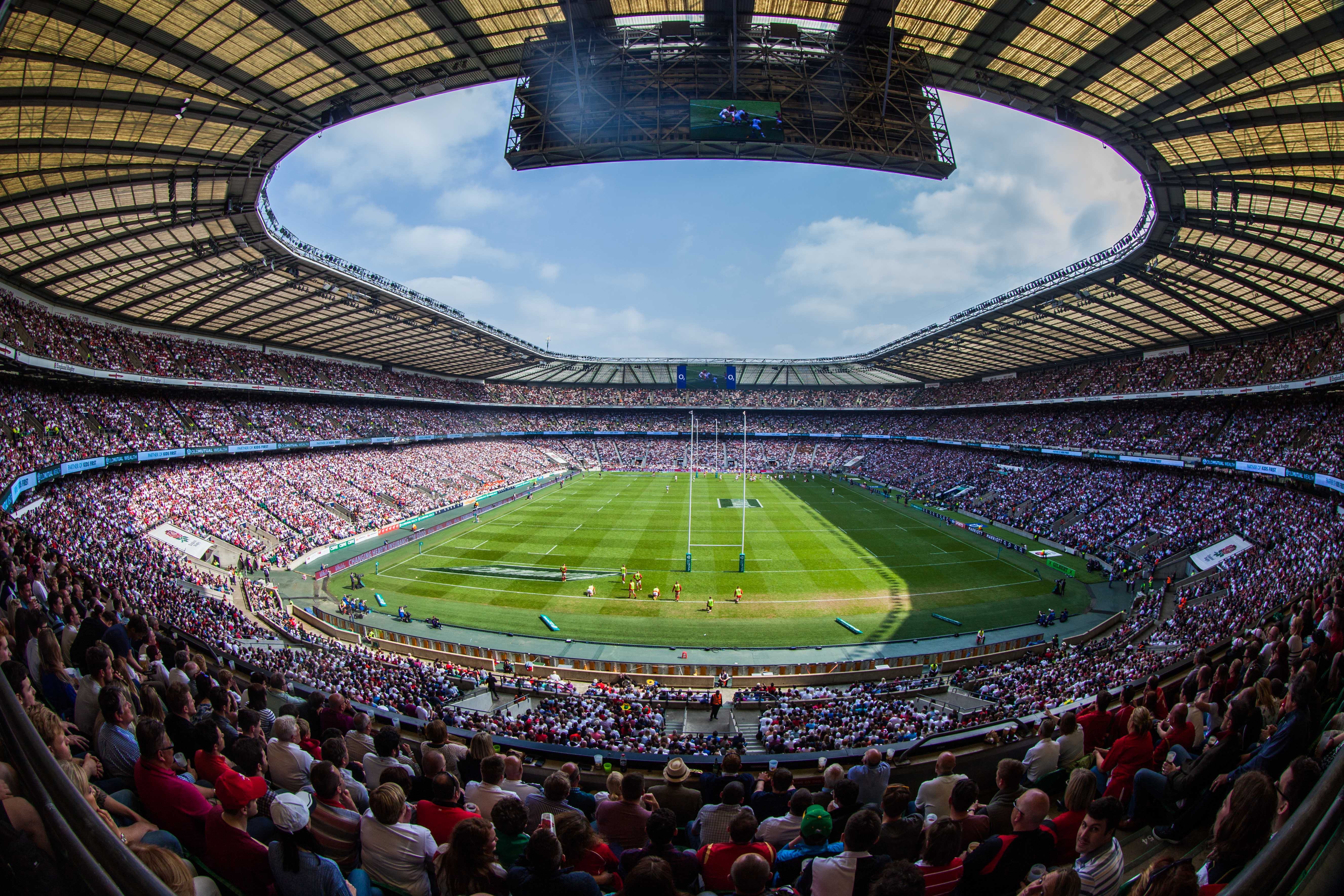 Rugby Football Union Launches England Rugby Hospitality At