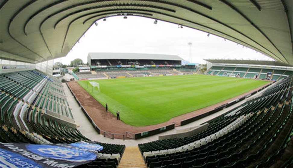 Plymouth Argyle Appoints Gl Events Uk To Carry Out Stadia