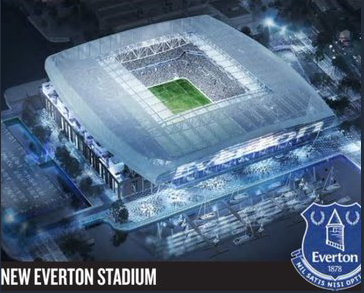 Everton Fc Secures Overwhelming Public Support For New Stadium Plans Sports Venue Business Svb
