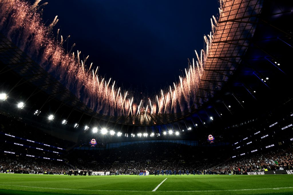 Tottenham Hotspur Stadium Becomes The Best Connected