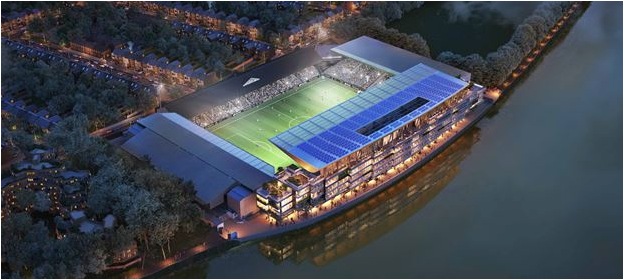 Fulham Fc Confirms Riverside Stand Development Sports