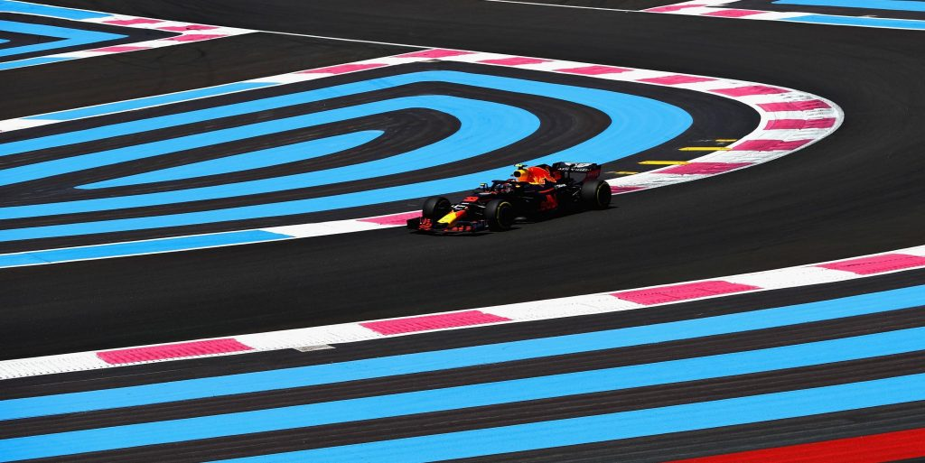 Circuit Paul Ricard Select Screen Supplier For French