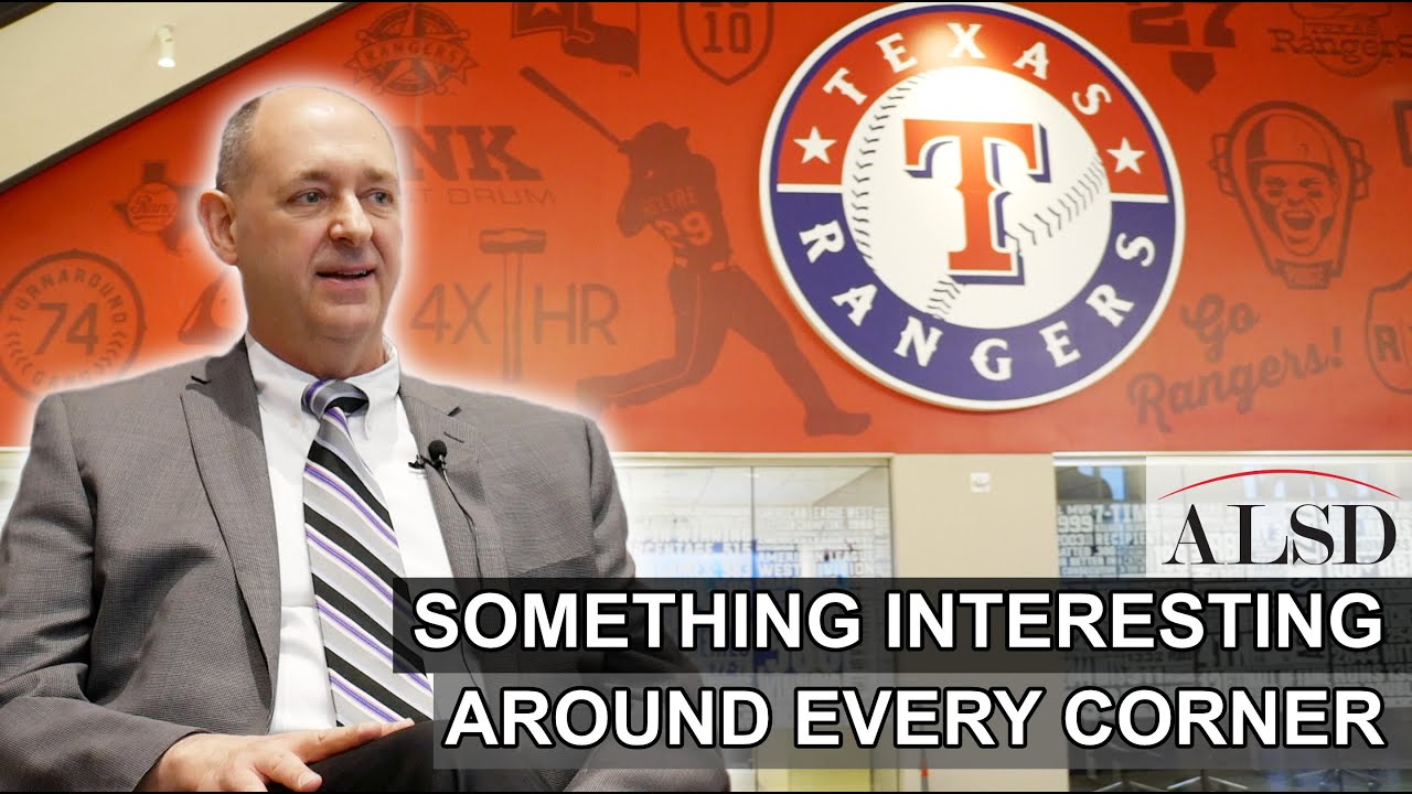 Video From The Top With Texas Rangers Rob Matwick