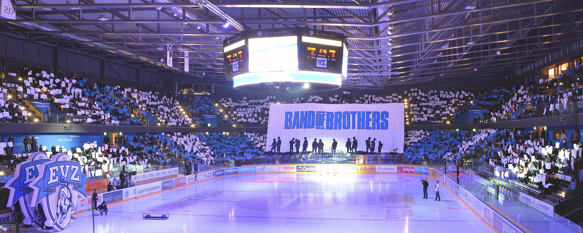 Swiss Ice Hockey Club Is First To Adopt Automated Dynamic