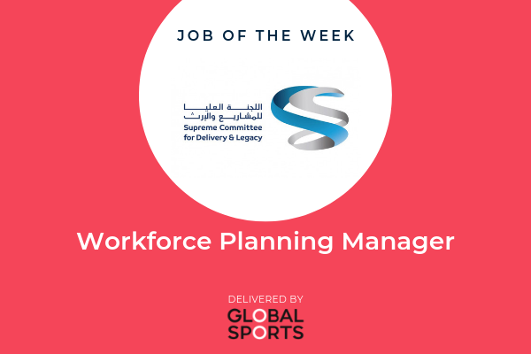 JOB OF THE WEEK: Workforce Planning Manager, Supreme