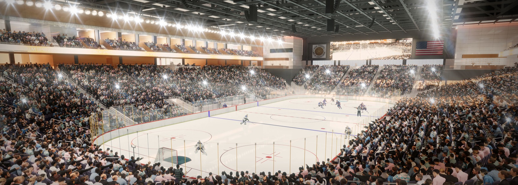 Coachella Valley To Get Its First Professional Sports Team