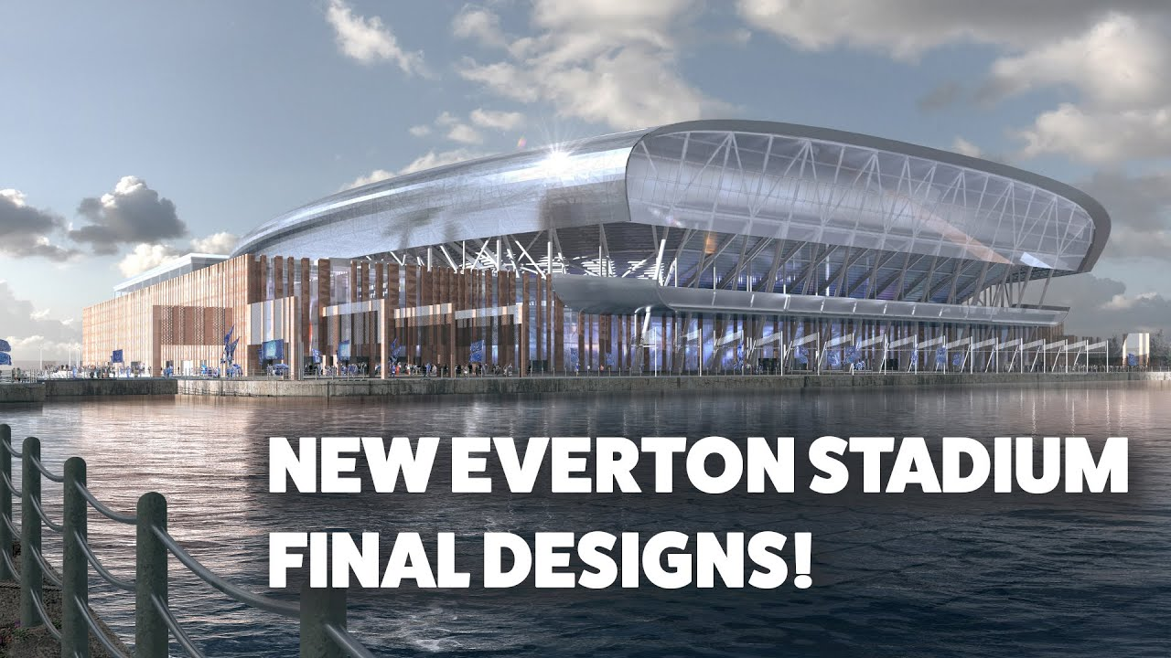 Everton Submits Planning Application For Proposed New