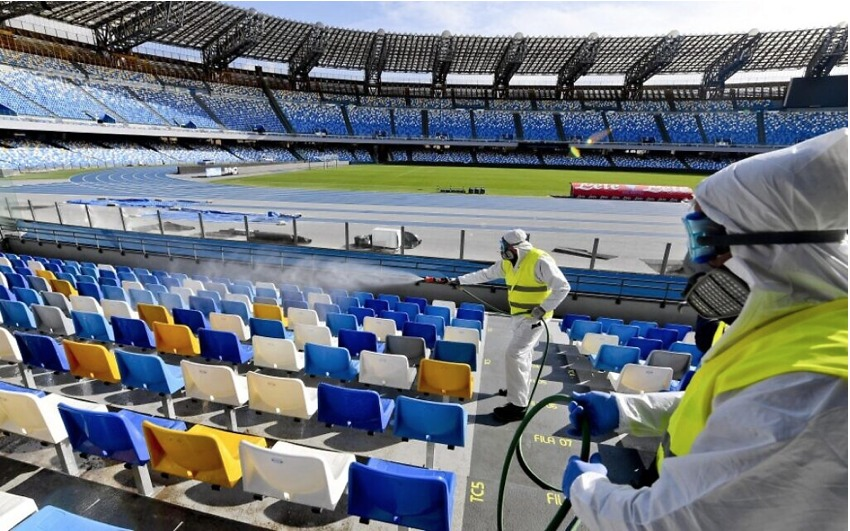 Coronavirus' economic impact on the Sports Industry - Sports Venue ...